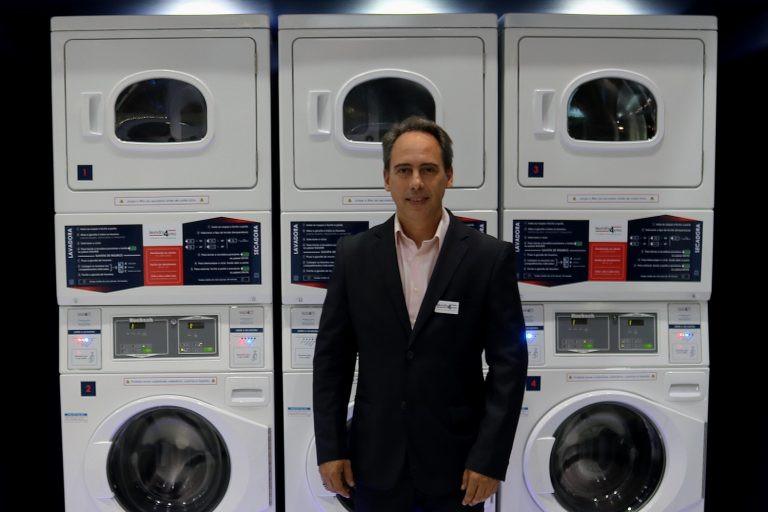 Diretor Alexandre Diniz - Laundry 4 You. Foto: Humberto Ogawa/Divulgação
