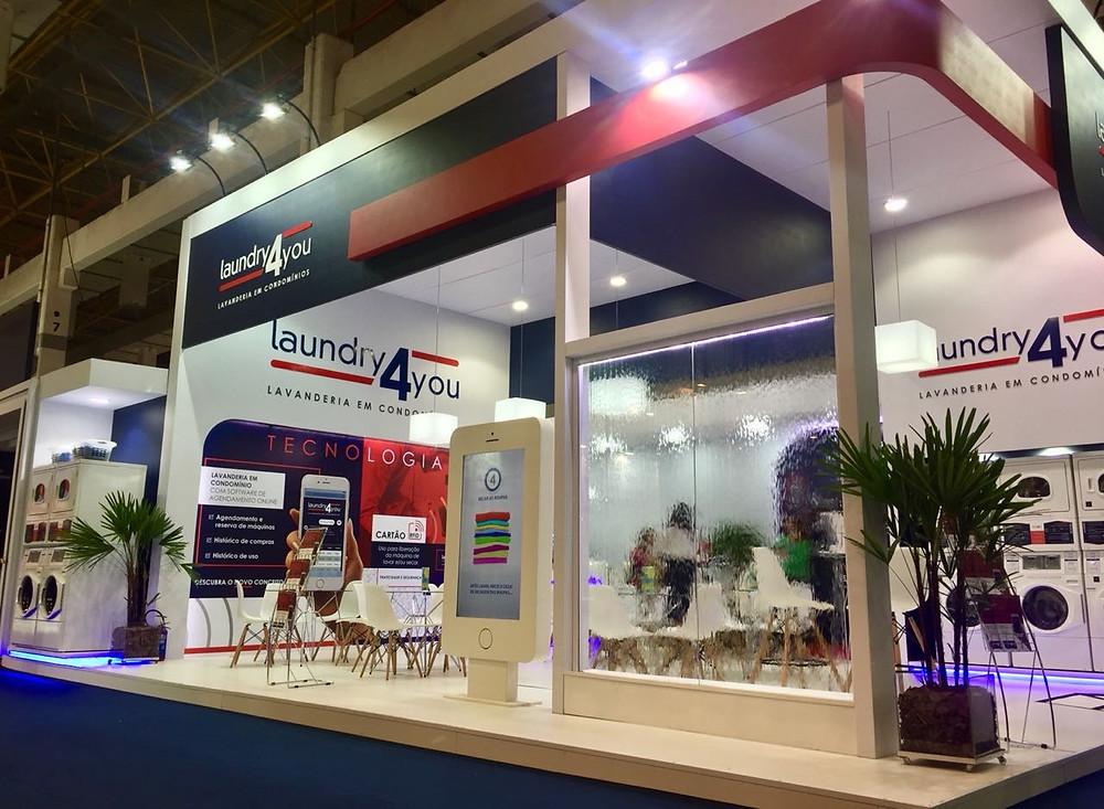 Stand da L4Y na ABF EXPO 2018
