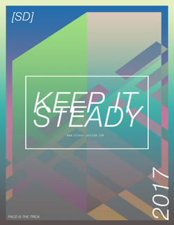 #KEEPITSTEADY 2017