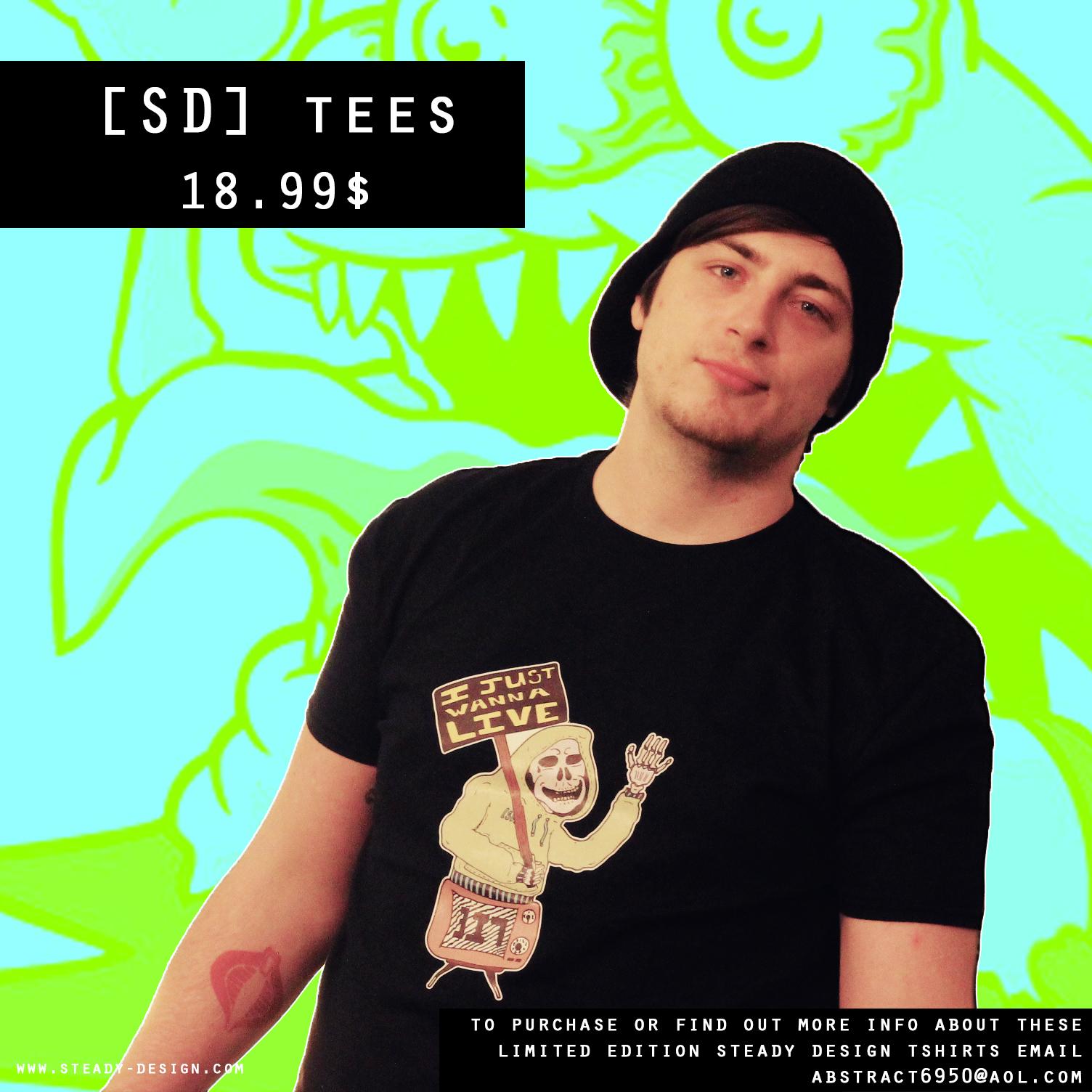 [SD] TEES web ad