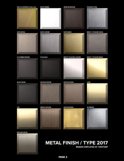 _Metal Swatches_2017_Project