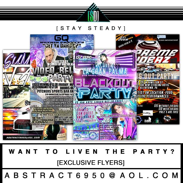 flyers promo