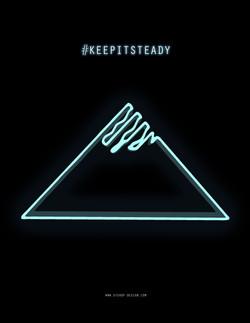 #keepitsteady