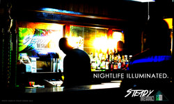Nightlife illuminated photo [SD]