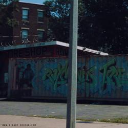 Graffiti in Boston