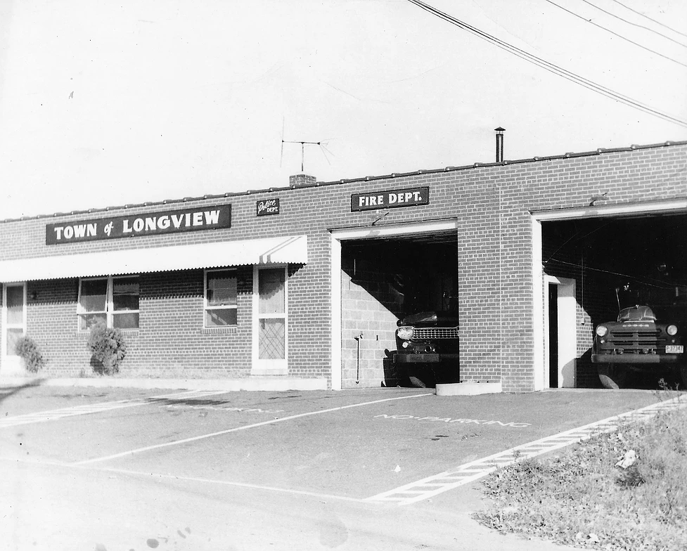 LVFD - Original Fire Station