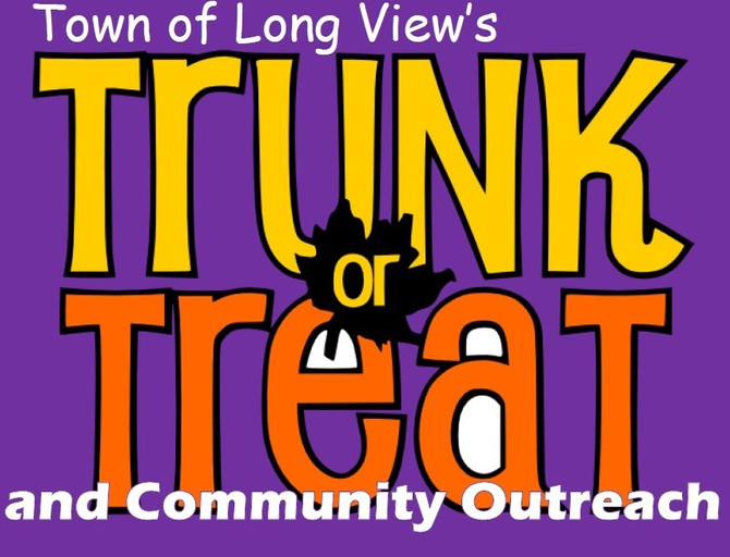 Trunk or Treat and Community Outreach