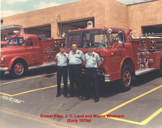 LVFD - Early 1970s