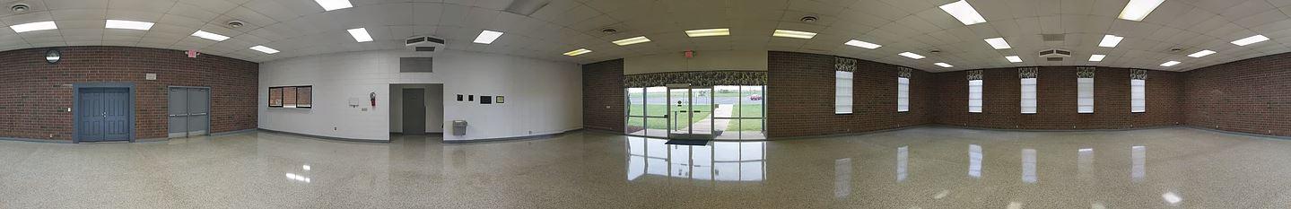 Rec Building Interior