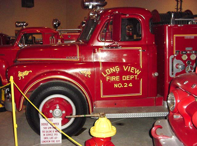 LVFD 1951 Dodge Pumper
