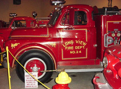 LVFD 1951 Dodge Pumper