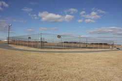 Basketball & Tennis Courts