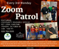 Long View Police Dept. Zoom Patrol Announcement