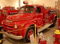 LVFD 1951 Dodge Pumper_front