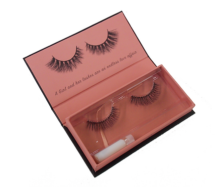 Lashed By JLG Cosmetics -LUSH