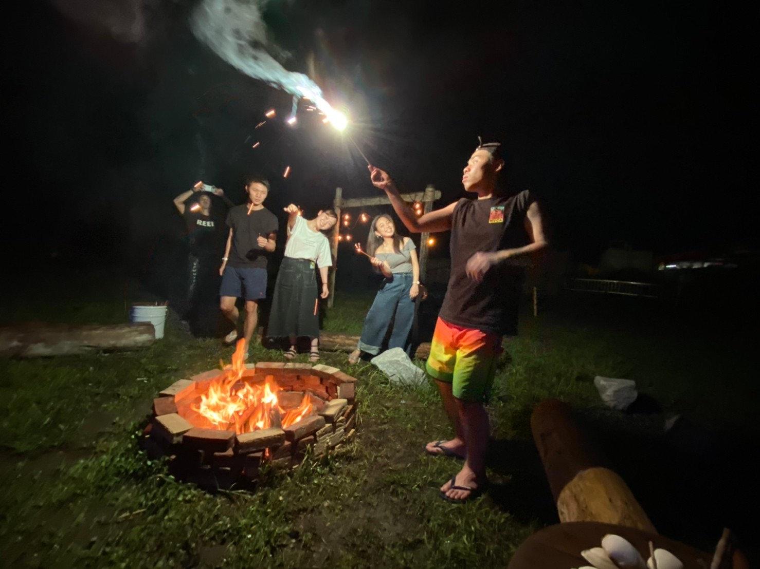 Night BBQ Plan 18:30~21:30(3h)