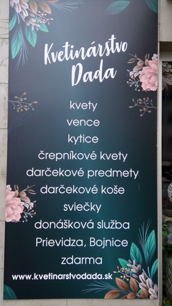 Kvetinárstvo DADA 18