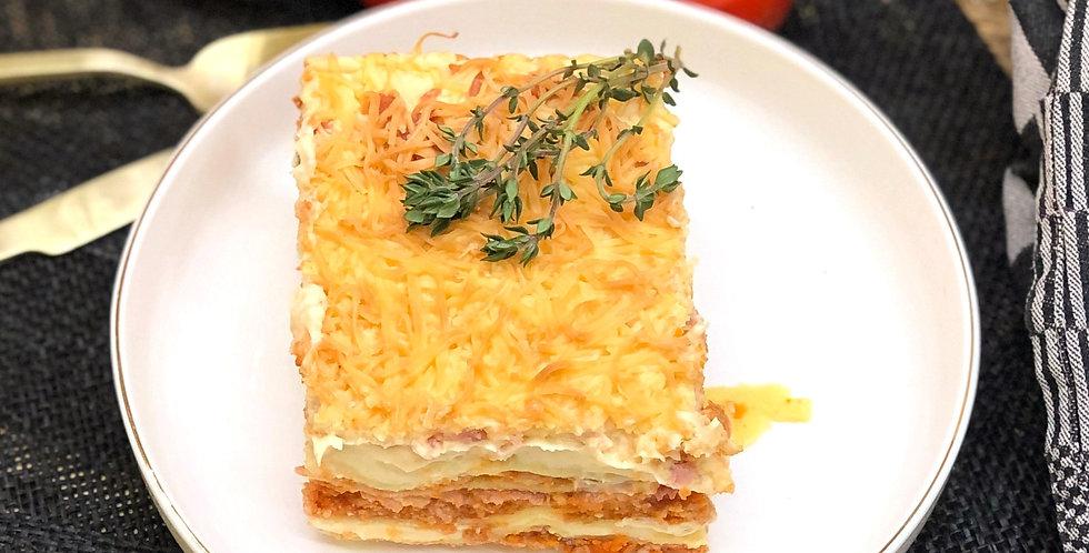 Lasagne in casa