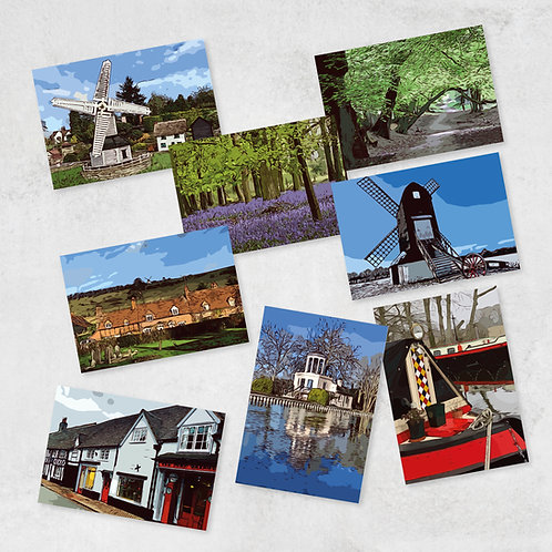 Chilterns Postcards