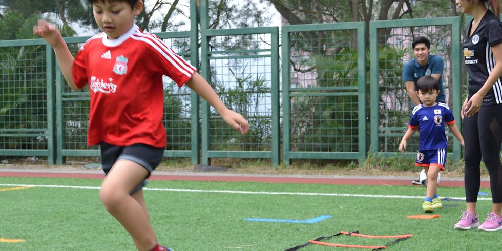 Junior Soccer Program for Special Needs Children