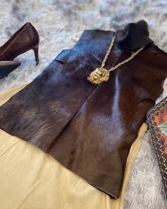 Genuine Leather & Fur