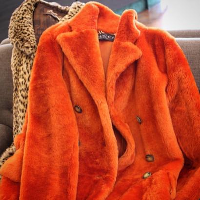 Sherling Gucci Coat