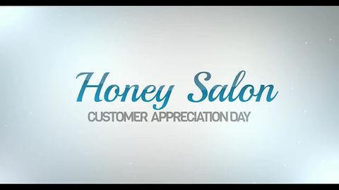 Honey Salon Harlem Customer Appreciation