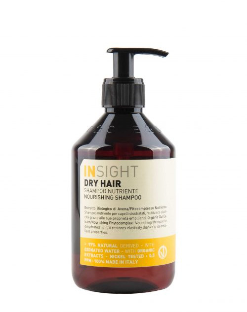 DRY HAIR NOURISHING SHAMPOO