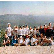 race to the top of table rock spring 199