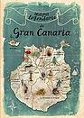 Cubierta del mapa legendario de Gran Canaria