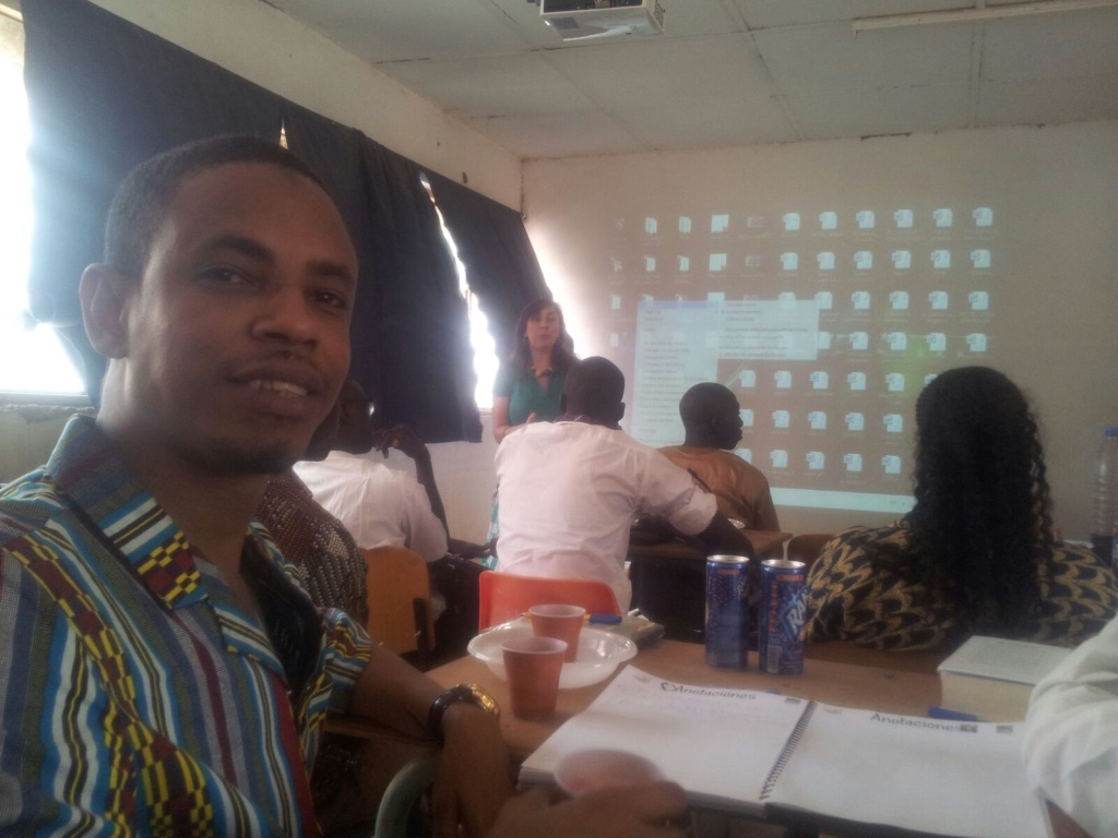 Participantes en el seminario
