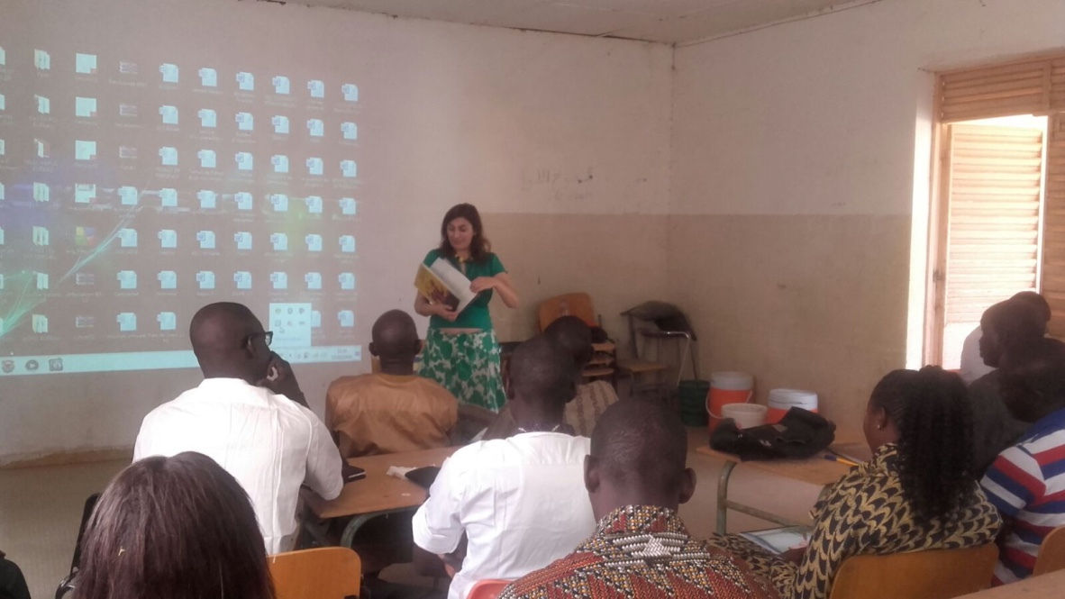 Seminario en Luga