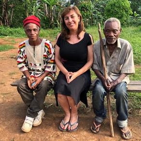 Viaje a Camerún