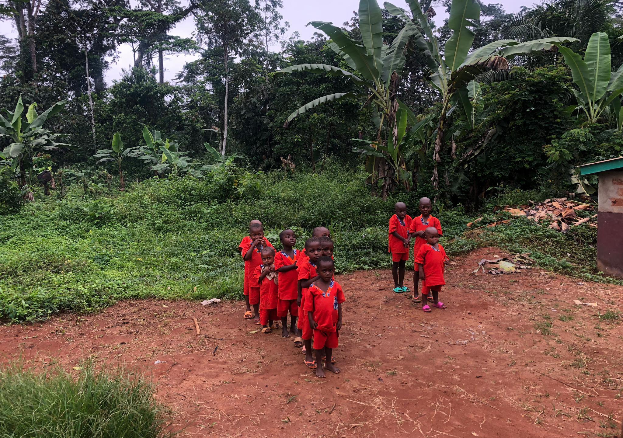 Niños Baka