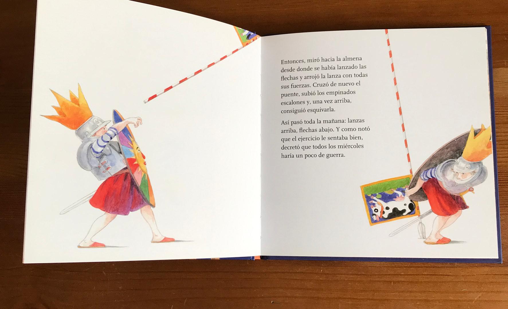 texto e ilustraciones
