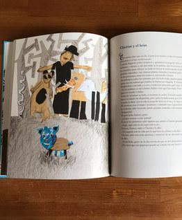 texto e ilustración