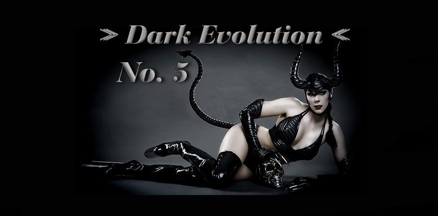 The Dark Evolution of Bedo - N°5
