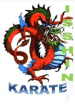isshin logo draak