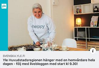 Kotihoito YLE Helppy