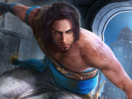 Prince of Persia: The Sands of Time Remake adiado novamente