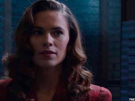 Curta-Metragem de Agent Carter Removida da Disney+