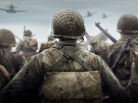 Rumor: O Próximo Call of Duty acontece na 2ª Guerra Mundial