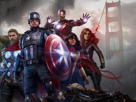Marvel's Avengers: Square Enix consegue lucro mesmo com resultado negativo do jogo
