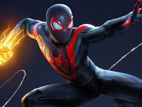 Spider-Man: Miles Morales ganha fato do filme de Spider-Verse