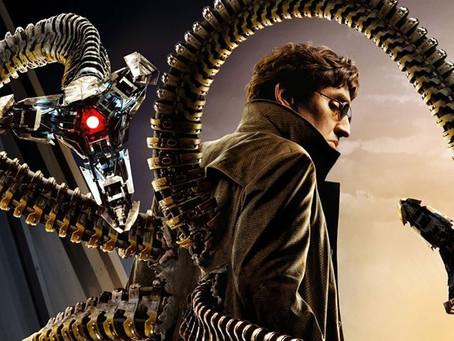 Doctor Octopus de Alfred Molina regressa em Spider-Man 3