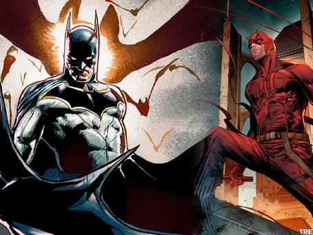 """Batman está a """"roubar"""" a história mais icónica de Daredevil"""