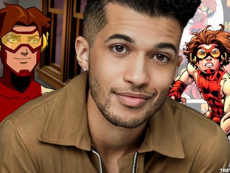 The Flash: Fotos do Set revelam o fato de Impulse, novo herói da série