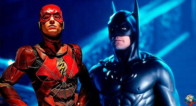 George Clooney não foi convidado a participar no filme The Flash