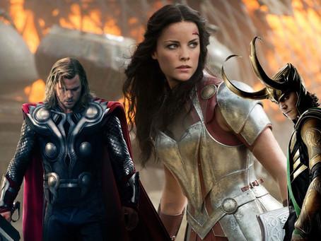 Teoria para Thor 4: A Lady Sif regressa com Loki em Love & Thunder