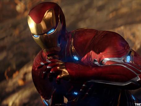A Marvel está a ser processada por ter roubado o desenho do fato do Iron Man